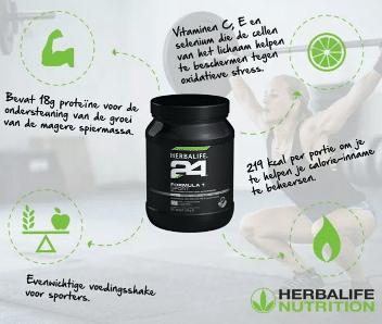 nutrivida - herbalife 24
